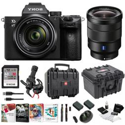 Sony α7 III Full Frame Mirrorless Camera with 28-70mm and 1