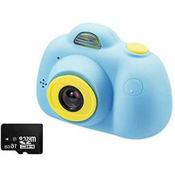 Abdtech Cameras & Camcorders 8MP For Kids, Toy Video Mini Di