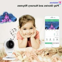IP Camera For Home Security Night Vision 720P HD Wifi Camera