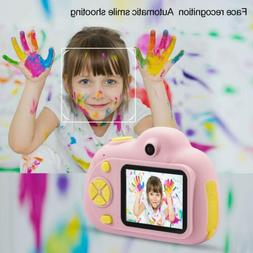 omzer Kids Camera Gifts for 4-8 Year Old Girls, Shockproof C