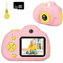 Kids Cameras & Camcorders Camera Gifts For Girls 1080P HD,Mi