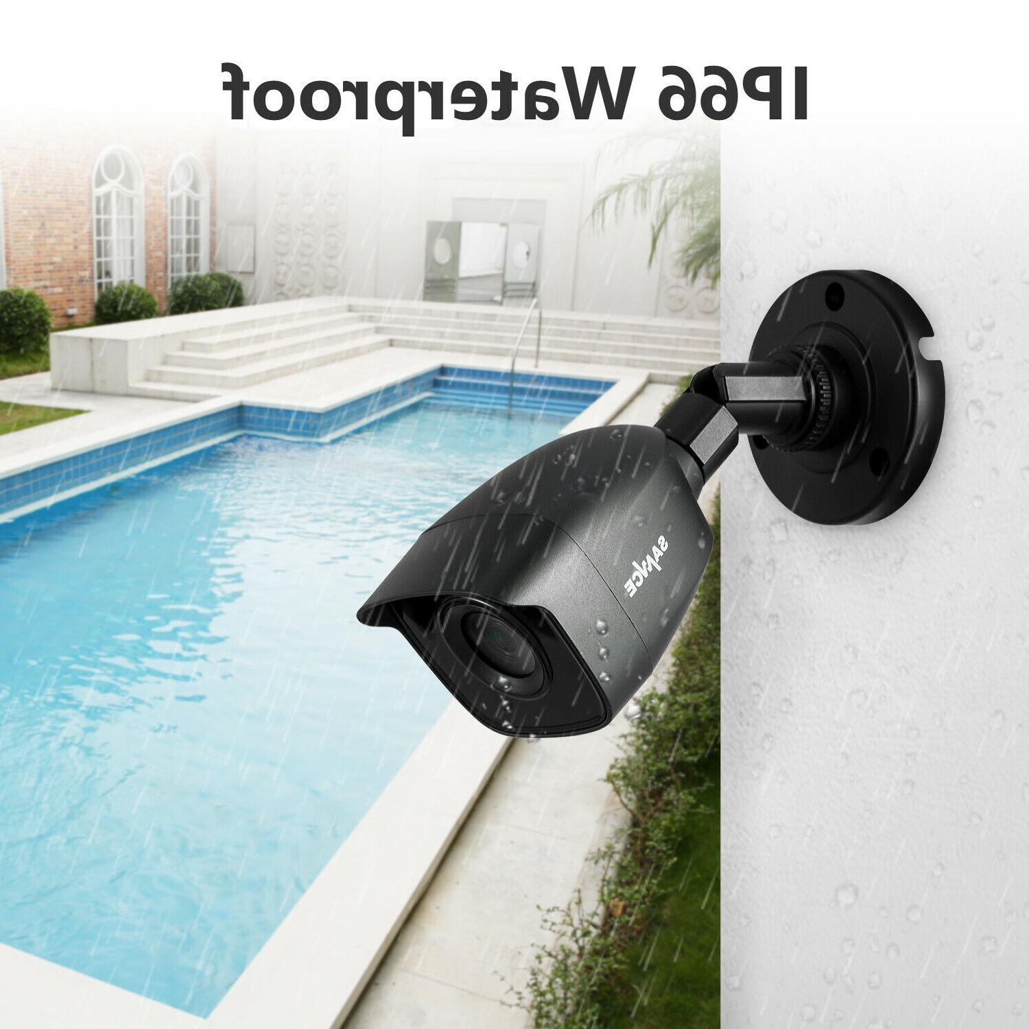 SANNCE 8CH 5IN1 DVR CCTV Security System