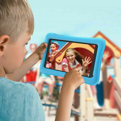 7'' Vankyo Z1 32GB Child Tablet WiFi Android Camera,Blue