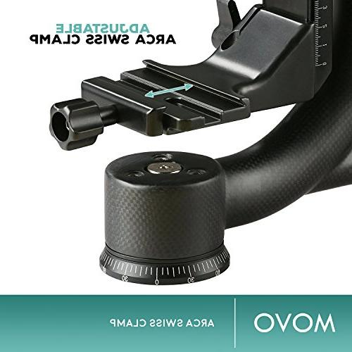 Movo GH800 Carbon Professional with - Photography