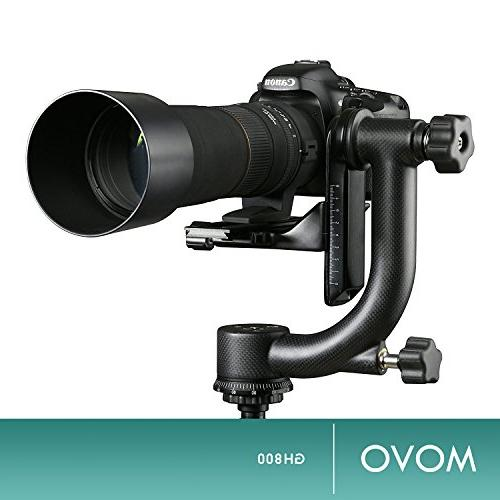 Movo GH800 Fiber Professional with Arca-Swiss - for Photography