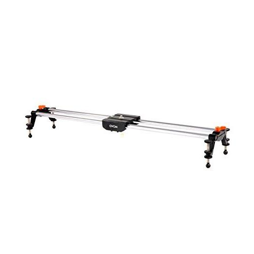 """Movo Photo BST80 31"""" Rail Camera Track Slider With Linear Be"""