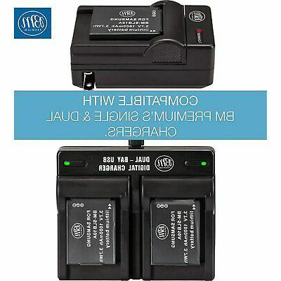 Big SLB-10A Batteries for Cameras, of 2