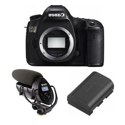 eos 5ds dslr camera body with shure