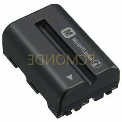 np fm500h li ion rechargeable battery pack