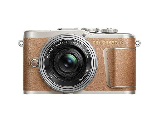 Olympus with 14-42mm Camera Memory Card,
