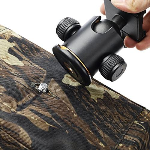 Movo Camera with - Woods