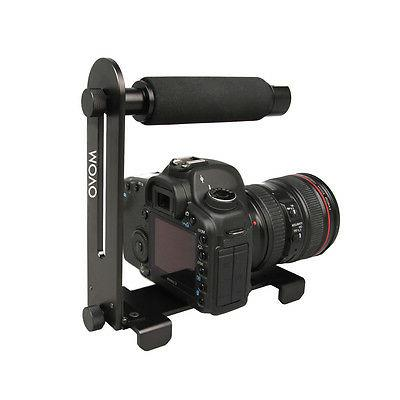 Movo VH300 Collapsable Aluminum Metal Handle for DSLR/Video