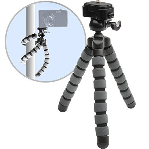 Sony Camera with 32GB + & Charger Flex Tripod + Accessory
