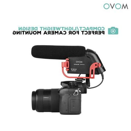 Movo Microphone for