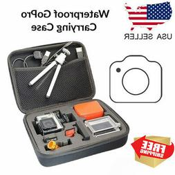 Waterproof POV Carrying Case Compatible for GoPro Hero 8 7 6